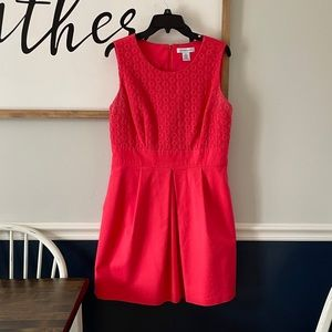 ⭐️🌸Liz Claiborne dress size 12 with pockets🌸⭐️